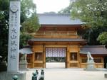 大山祇神社 樹齢2600年の大楠